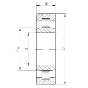 Bantalan NU2352 ISO